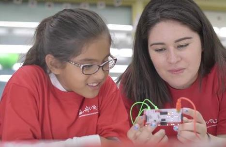 Raytheon, Boys & Girls Clubs establish 4 new STEM centers