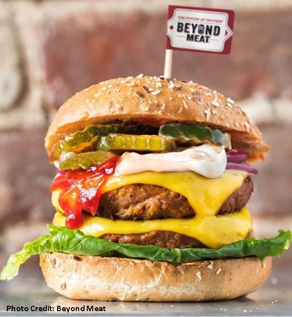 Beyond Meat Looking to Raise a Juicy $184M in IPO