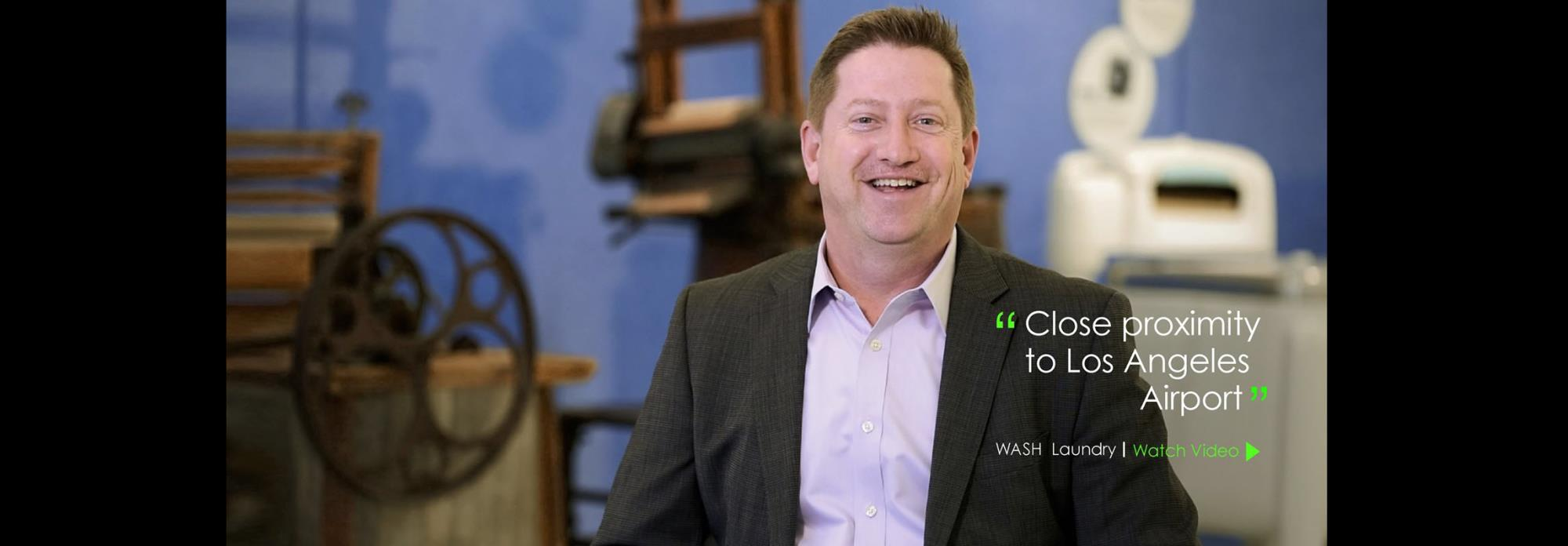 WASH Multifamily Laundry Systems Video Testimonial