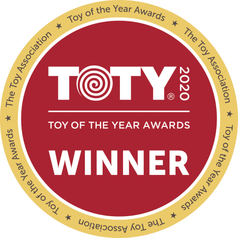 "Mattel Receives Record Number of ""Toy of the Year"" Awards"